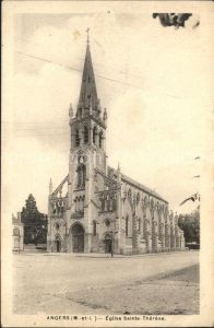 Angers Eglise Sainte Therese Kat. Angers