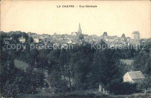 La Chatre Vue generale Kat. La Chatre