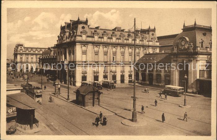 Bordeaux Gare Saint Jean Kat. Bordeaux