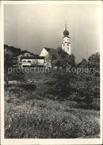 Fanas Kirche Kat. Fanas