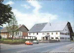 ka27803 Eugendorf Gasthaus zur Strass Kat. Eugendorf