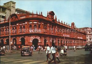 Colombo Ceylon Sri Lanka Street Scene Kat. Colombo