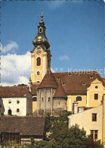 Hartberg Steiermark Stadtpfarrkirche und Karner Kat. Hartberg