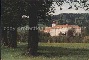 Koeflach Schloss Piber Sitz des Bundesgestuet Piber Kat. Koeflach