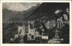 Merano Suedtirol Castel Fontana e Tirolo Kat. Merano