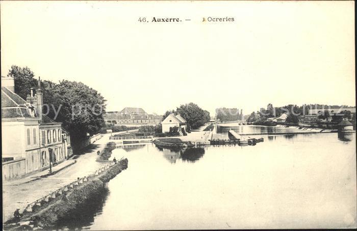 Auxerre Ocreries Kat. Auxerre