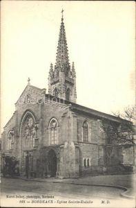 Bordeaux Eglise Sainte Eulalie Kat. Bordeaux