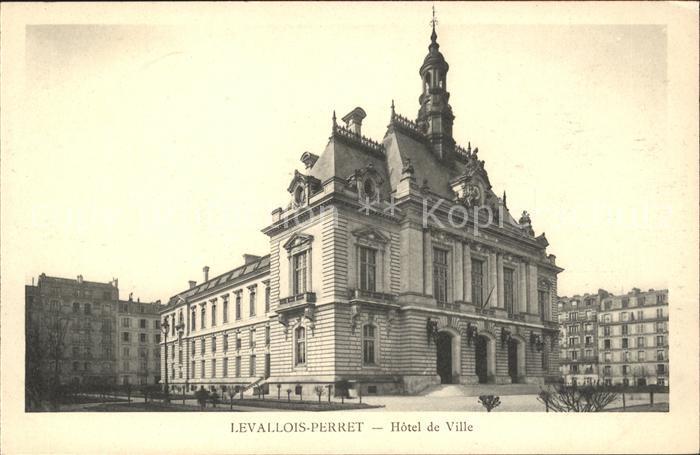 Levallois Perret Hotel de Ville Kat. Levallois Perret