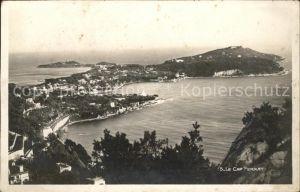 Cap Ferrat Panorama Kat. Saint Jean Cap Ferrat
