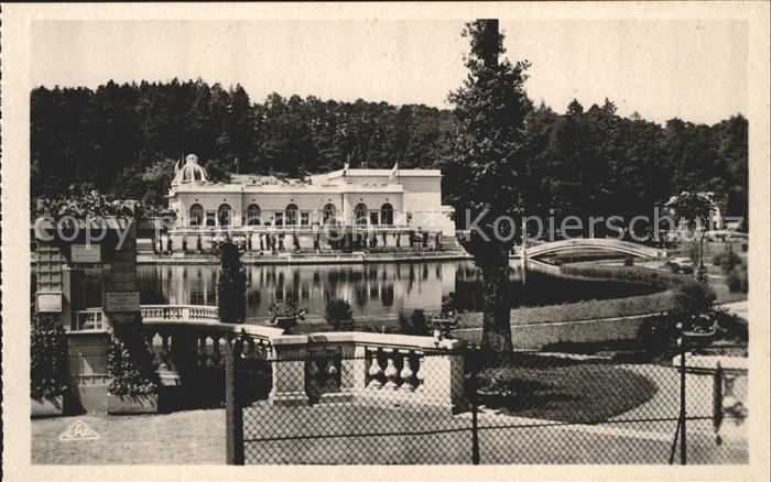 Bagnoles de l Orne Casino du Lac Kat. Bagnoles de l Orne