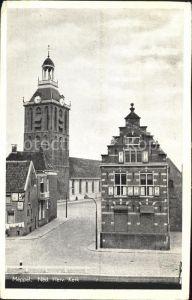 Meppel Ned Hev Kerk Kirche Kat. Meppel