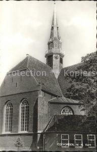 Coevorden NH Kerk Kirche Kat. Coevorden