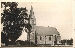 Beilen Ned Herv Kerk Kirche Kat. Beilen