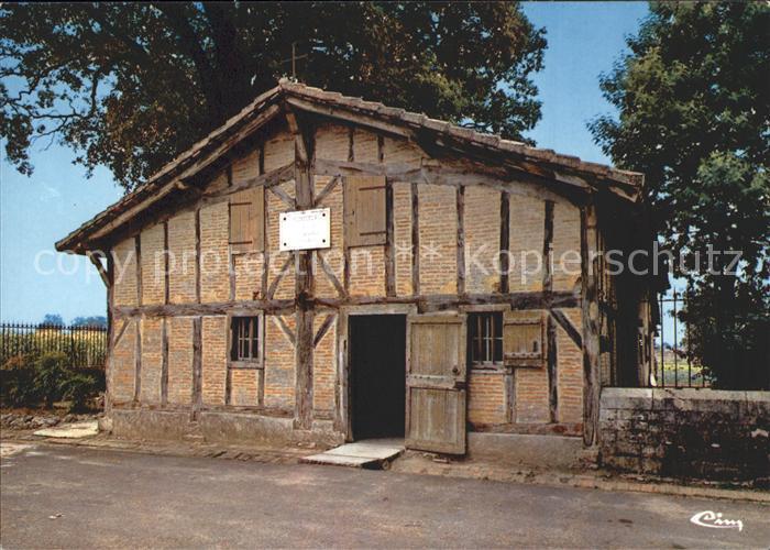 Saint Vincent de Paul Landes Maison natale de Saint Vincent de Paul Kat. Saint Vincent de Paul