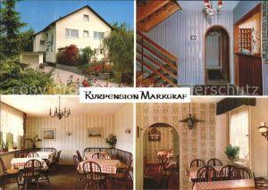 Bad Krozingen Kurpension Markgraf Kat. Bad Krozingen