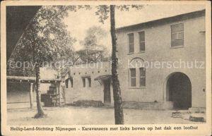 Nijmegen Heilig Landstichting Karavasera boven  Kat. Nimwegen Nijmegen
