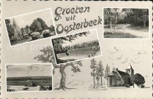 Oosterbeek Wald Stradt Kirche Kat. Oosterbeek
