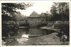 Winterswijk Watermolen Het Woold Kat. Winterswijk