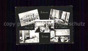 Zevenaar Hotel Cafe Tamboers Kat. Zevenaar