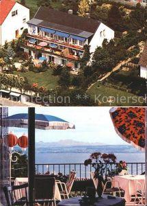 Meersburg Bodensee Hotel Villa Bellevue Kat. Meersburg