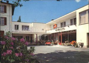Tesserete Hotel Villa Aprica Kat. Tesserete