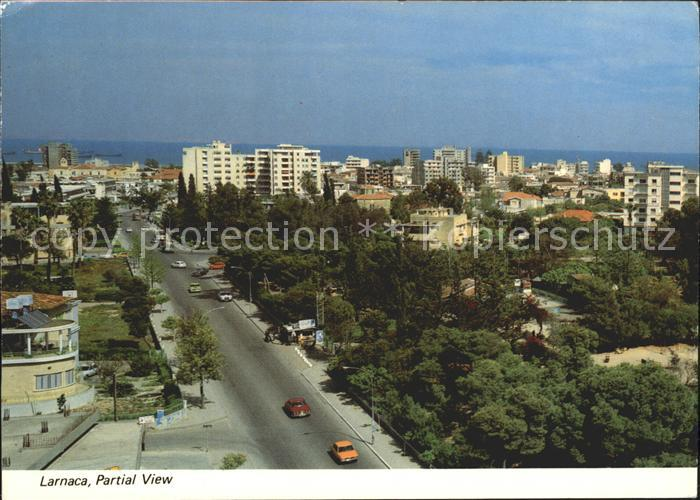 Larnaca Teilansicht Kat. Larnaca Cyprus