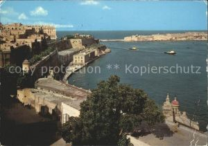 Valletta Grand Harbour  Kat. Valletta