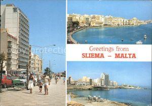 Sliema Strand Promenade Yacht Kat. Sliema