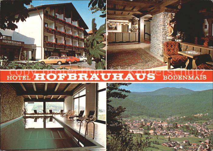 Bodenmais Hotel Hofbraeuhaus Kat Bodenmais Nr Ka54888 Oldthing