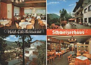 Bad Ems Hotel Restaurant Schweizer Haus  Kat. Bad Ems