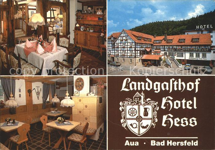 Hotel Hess Bad Hersfeld