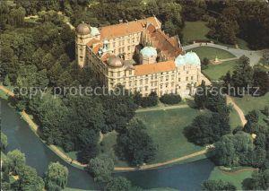 Celle Niedersachsen Fliegeraufnahme vom Schloss / Celle /Celle LKR