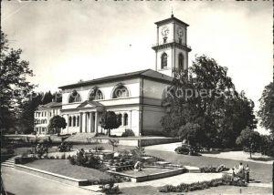 Heiden AR Evangelische Kirche Kirchplatz / Heiden /Bz. Vorderland