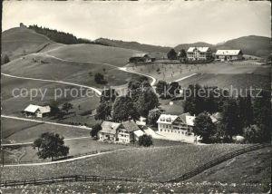 Schwellbrunn Ferienheim Thalwil Gasthaus zum Hirschen Kat. Schwellbrunn