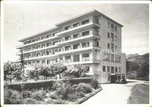 Lugano TI Hotel Kat. Lugano