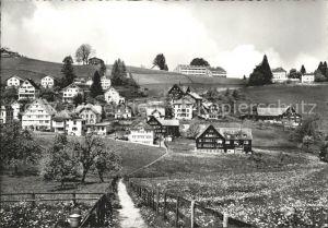 Speicher AR Hinterdorf mit Voegelinsegg Kurhaus Beutler / Speicher /Bz. Mittelland