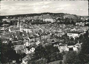 Winterthur Stadtbild vom Heiligberg aus gesehen Kat. Winterthur