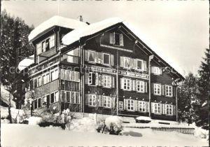 Malix Alpines Kinderheim Kat. Malix