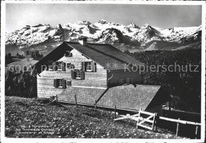 Schwyz Ski  und Ferienheim des Turnvereins Oerlikon Lauenenberg Kat. Schwyz