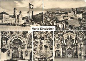 Einsiedeln SZ Maria Einsiedeln / Einsiedeln /Bz. Einsiedeln