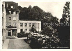 Ingenbohl Pensionat Theresianum Kat. Brunnen