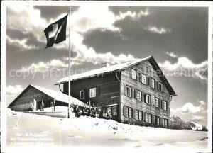 Schwyz Ferienheim des Turnvereins Oerlikon Kat. Schwyz