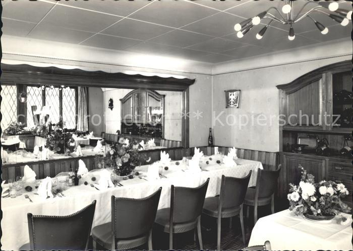 Arth SZ Hotel Adler H. Kistler Restaurant / Arth /Bz. Schwyz