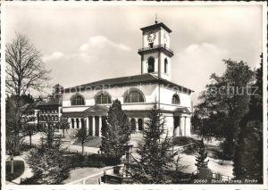Heiden AR Evangelische Kirche Brunnen / Heiden /Bz. Vorderland