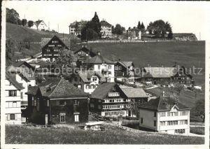 Speicher AR Hinterdorf mit Voegelinsegg / Speicher /Bz. Mittelland