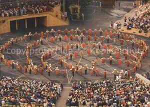 Vevey VD Fete des Vignerons 1977 Kat. Vevey