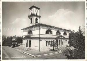 Heiden AR Evangelische Kirche / Heiden /Bz. Vorderland