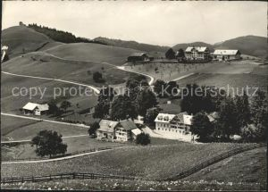 Schwellbrunn Ferienheim Thalwil Gasthaus zum Hirschen Kurort Kat. Schwellbrunn