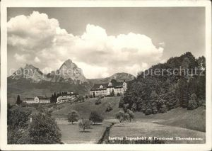 Ingenbohl Institut Ingenbohl und Pensionat Theresianum Kat. Brunnen