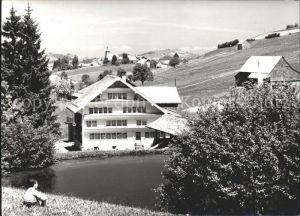 Hemberg SG Gasthaus Ferienkolonie zur Traube / Hemberg /Bz. Toggenburg